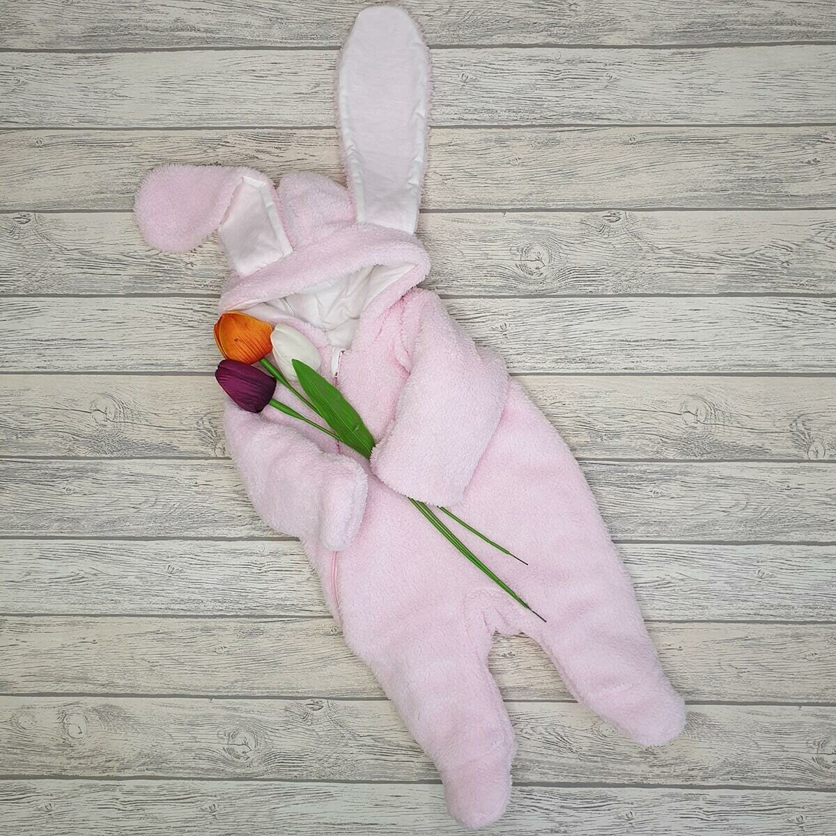Комбинезон Bunny, розовый