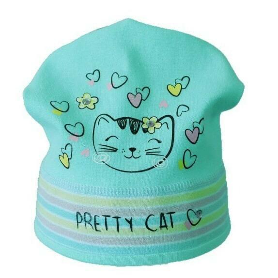 "Шапка ""Miss Cat"""