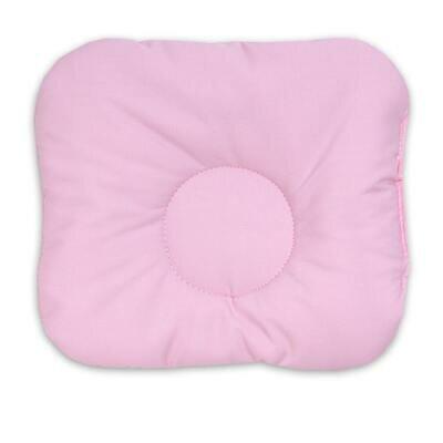 Подушка анатомическая 21х20х2, розовый