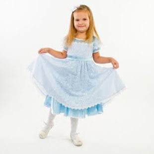 Платье АЛИСА, атлас, хлопок, кружево