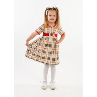 Платье BURBERRY, тонкий трикотаж