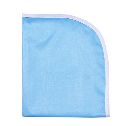 Клеёнка подкладная для коляски, 40х50, голубой