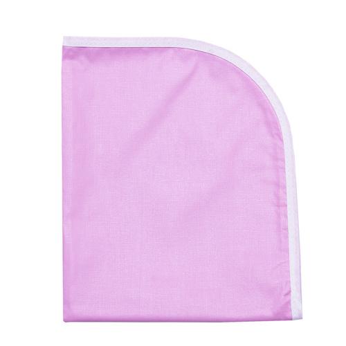 Клеёнка подкладная для коляски, 40х50, розовый