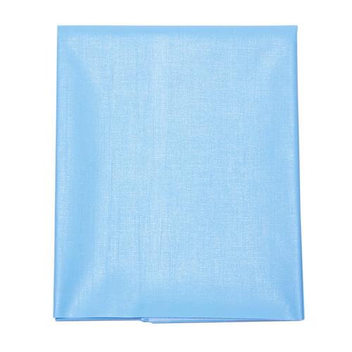 Клеёнка подкладная не окантованная, 65х100, голубой