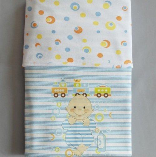 Одеяло летнее двойное МАЛЫШ 2