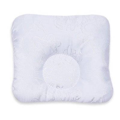 Подушка анатомическая 21х20х2, белый
