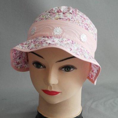 Панама для девочки ЛЕНА, розовый