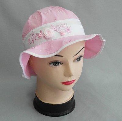 Панама Виктория, светло-розовый