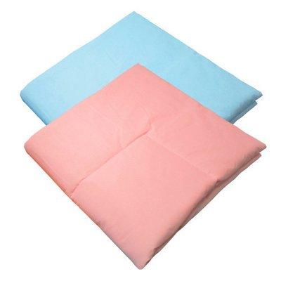 Одеяло в кроватку, однотонный поплин, холлофайбер (200г), 110х140