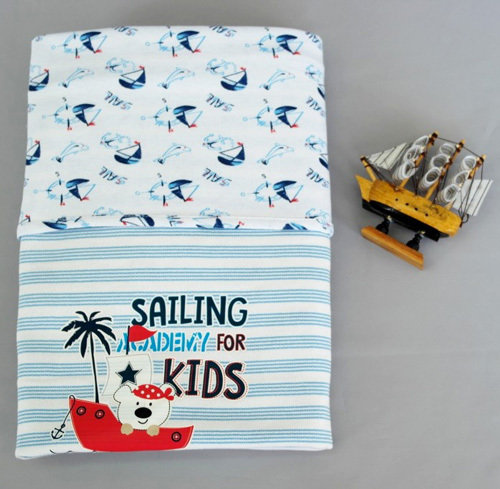 Одеяло летнее двойное МОРЯЧОК