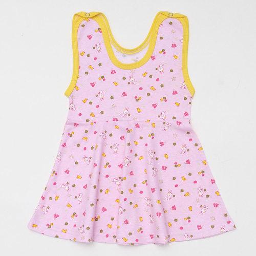 Платье СВЕТИК, тонкий трикотаж