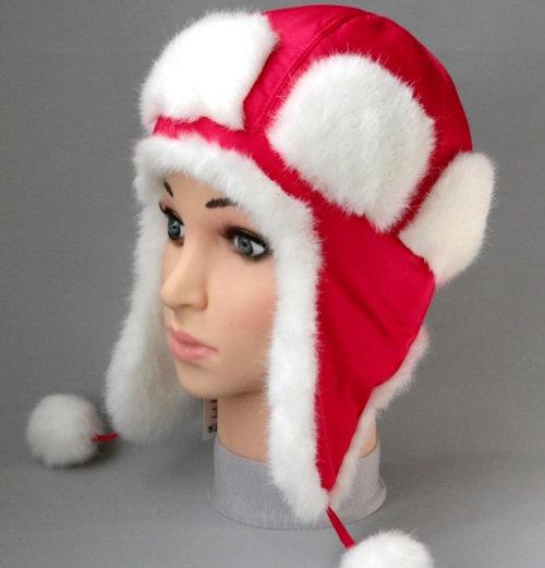 Зимняя шапочка АЛЛЯ
