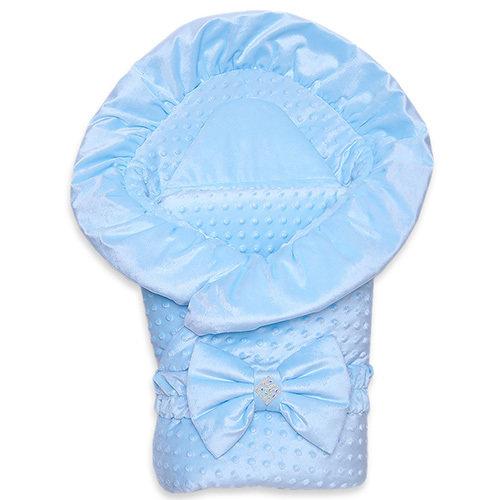 Комплект на выписку деми ZEFIR , голубой