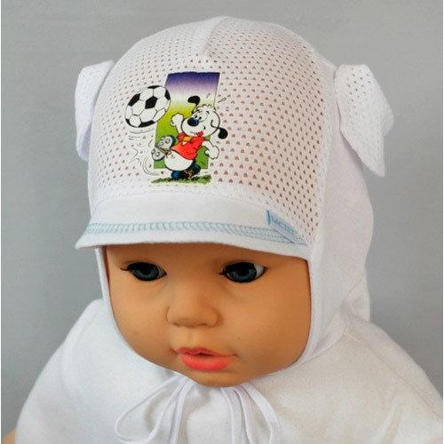 Летняя шапочка ФОМКА, белый