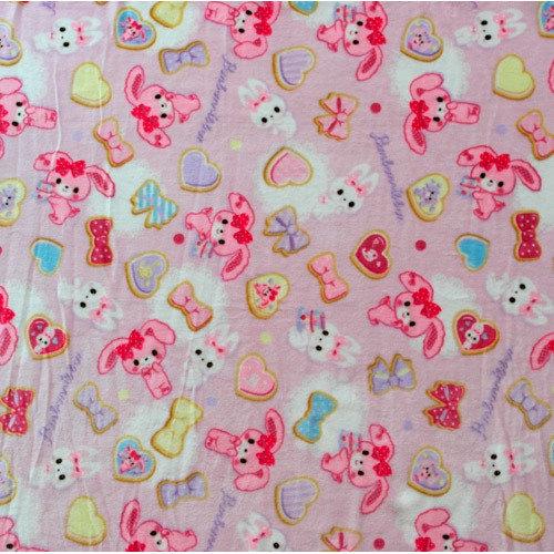 Одеяло-плед детское, 100/110, розовый