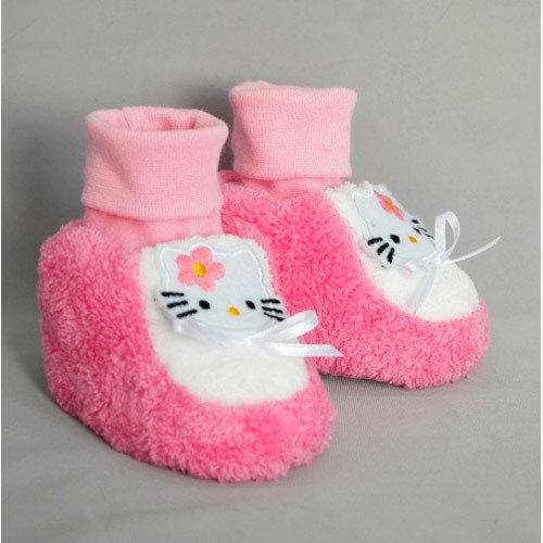 Башмачки Китти, розовый
