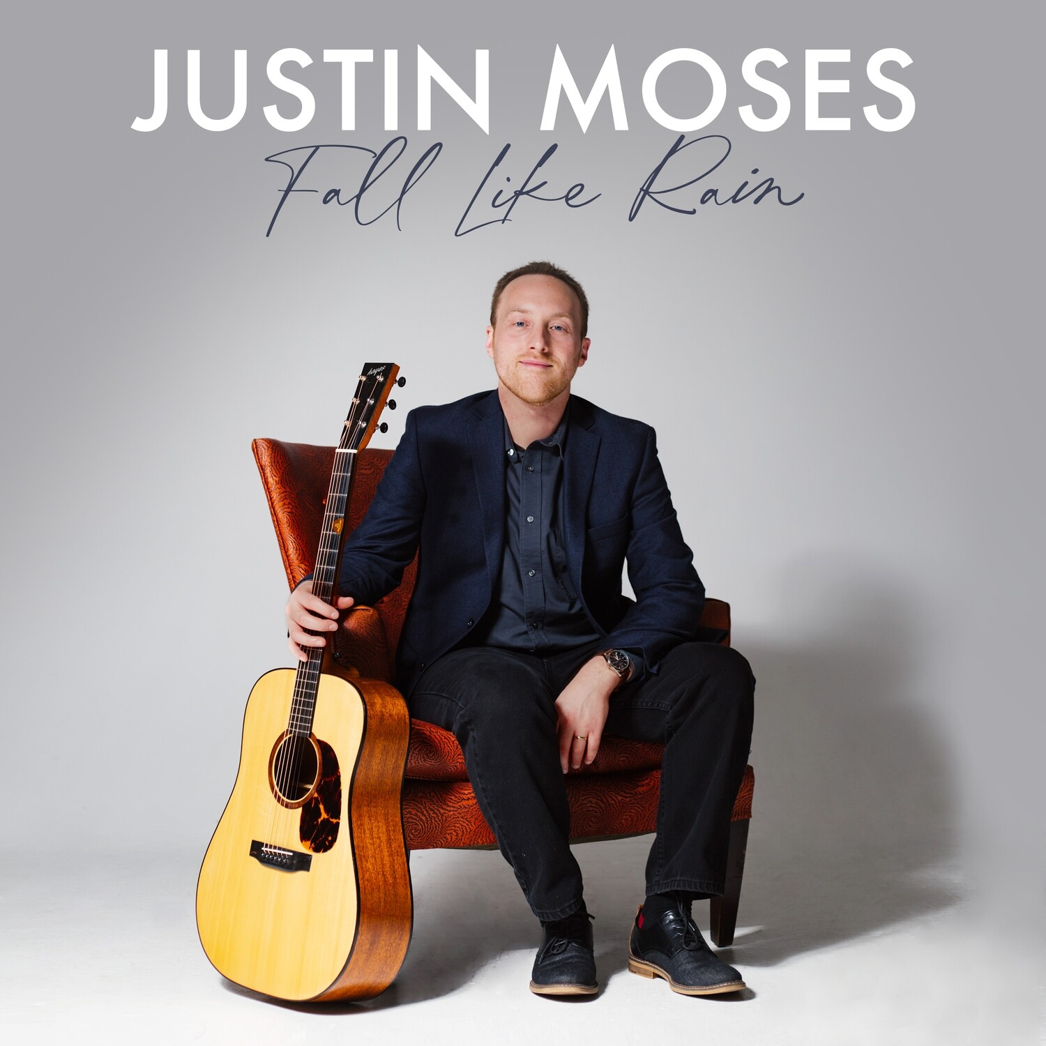Justin Moses - Fall Like Rain