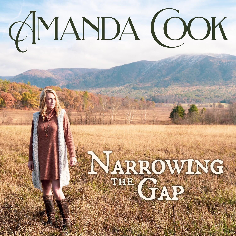Amanda Cook - Narrowing The Gap