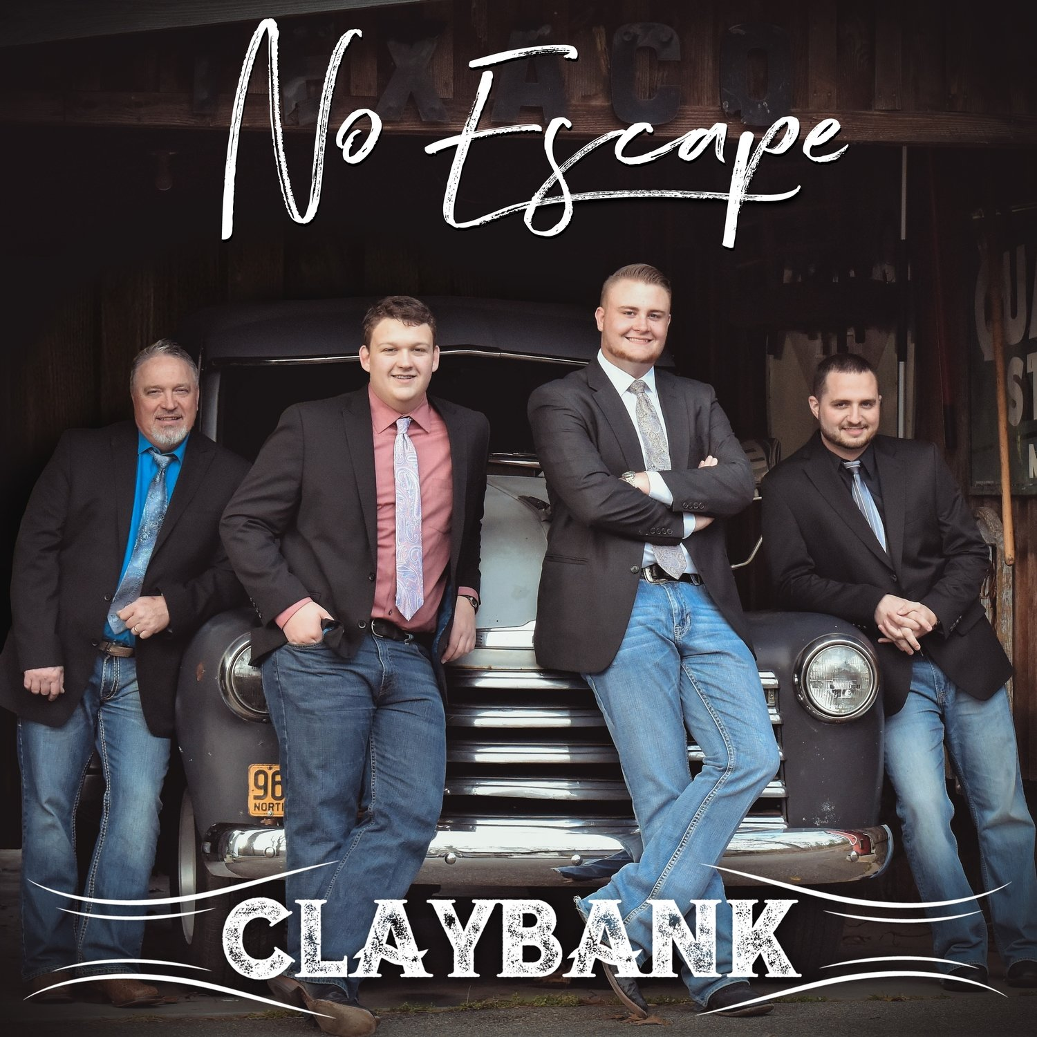 ClayBank - No Escape