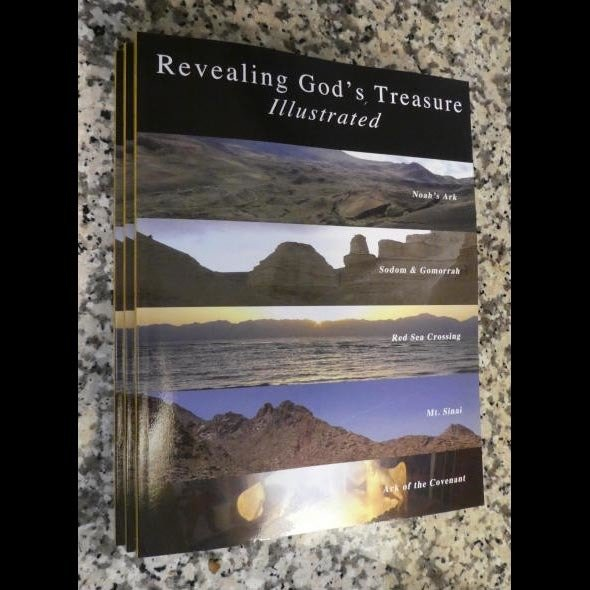 Revealing God's Treasure Illustrated