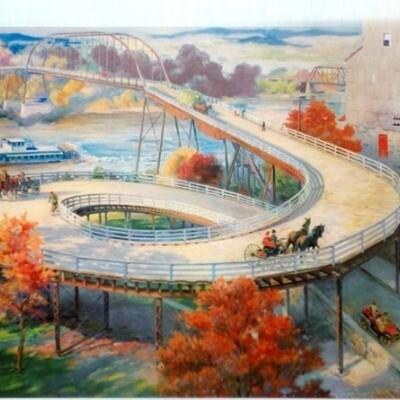 Spiral Bridge Builder Sponsorship