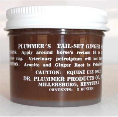 Dr. Plummer's Ginger Salve