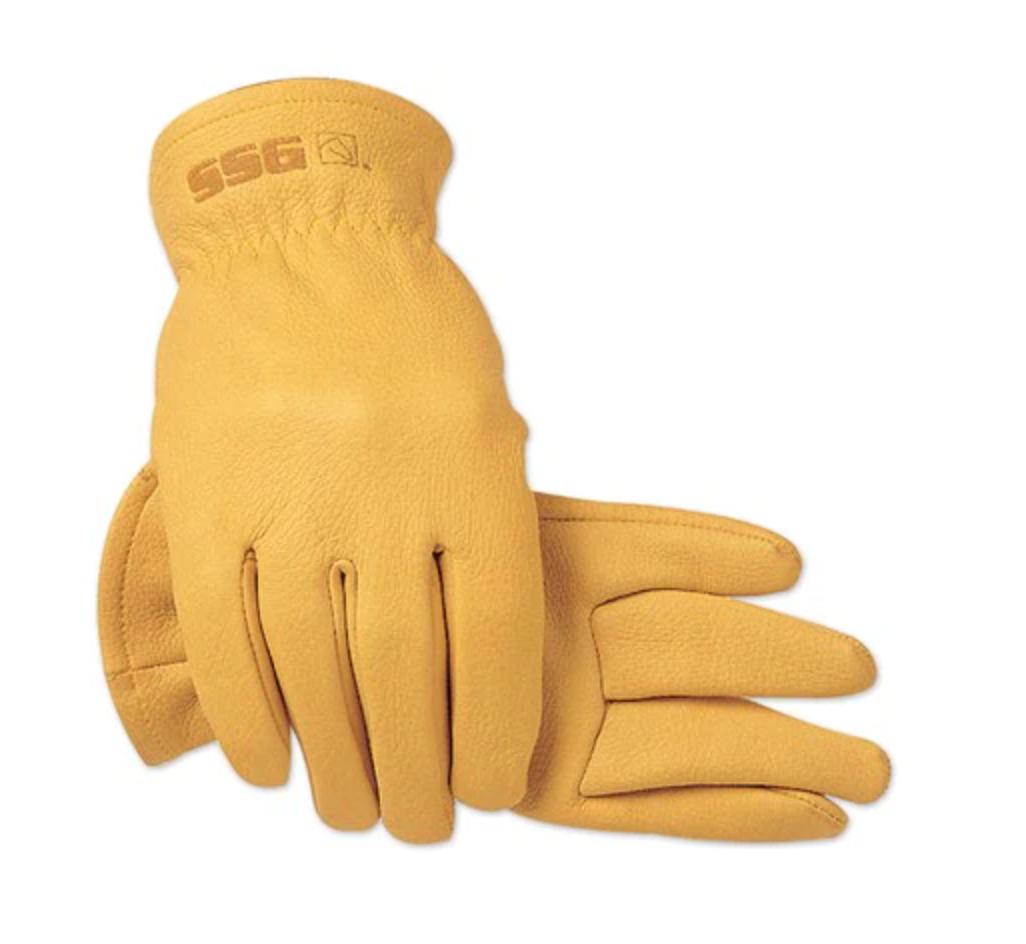SSG 1600 Rancher Deerskin Work Gloves