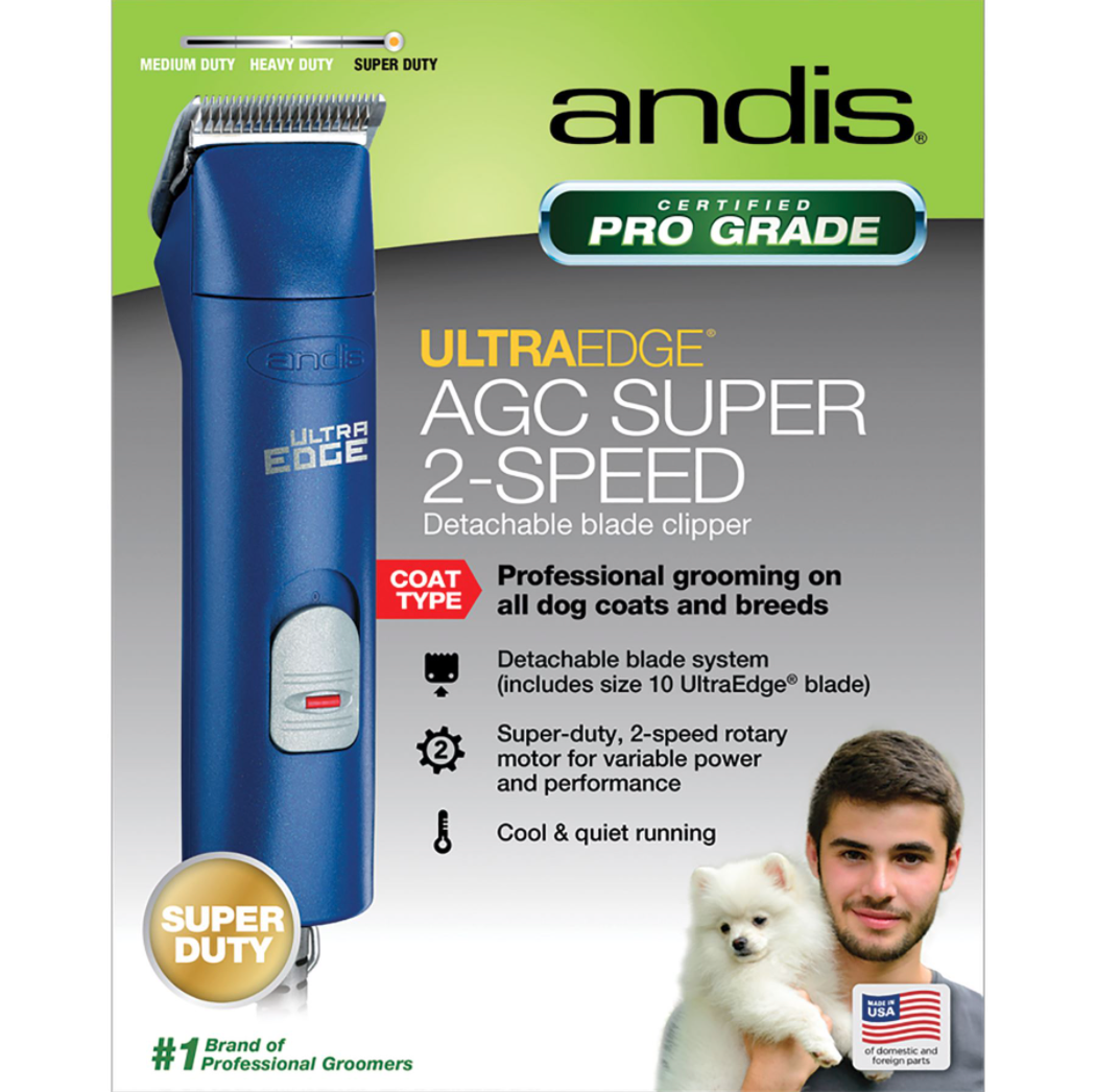 Andis AGT Super 2 Speed Clipper