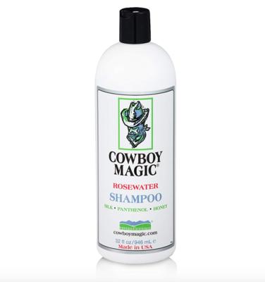 Cowboy Magic Rosewater Shampoo (32oz)