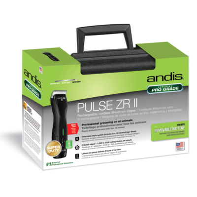 Andis Pulse ZR2 Rechargeable Clipper