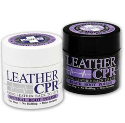 Leather CPR Boot Polish