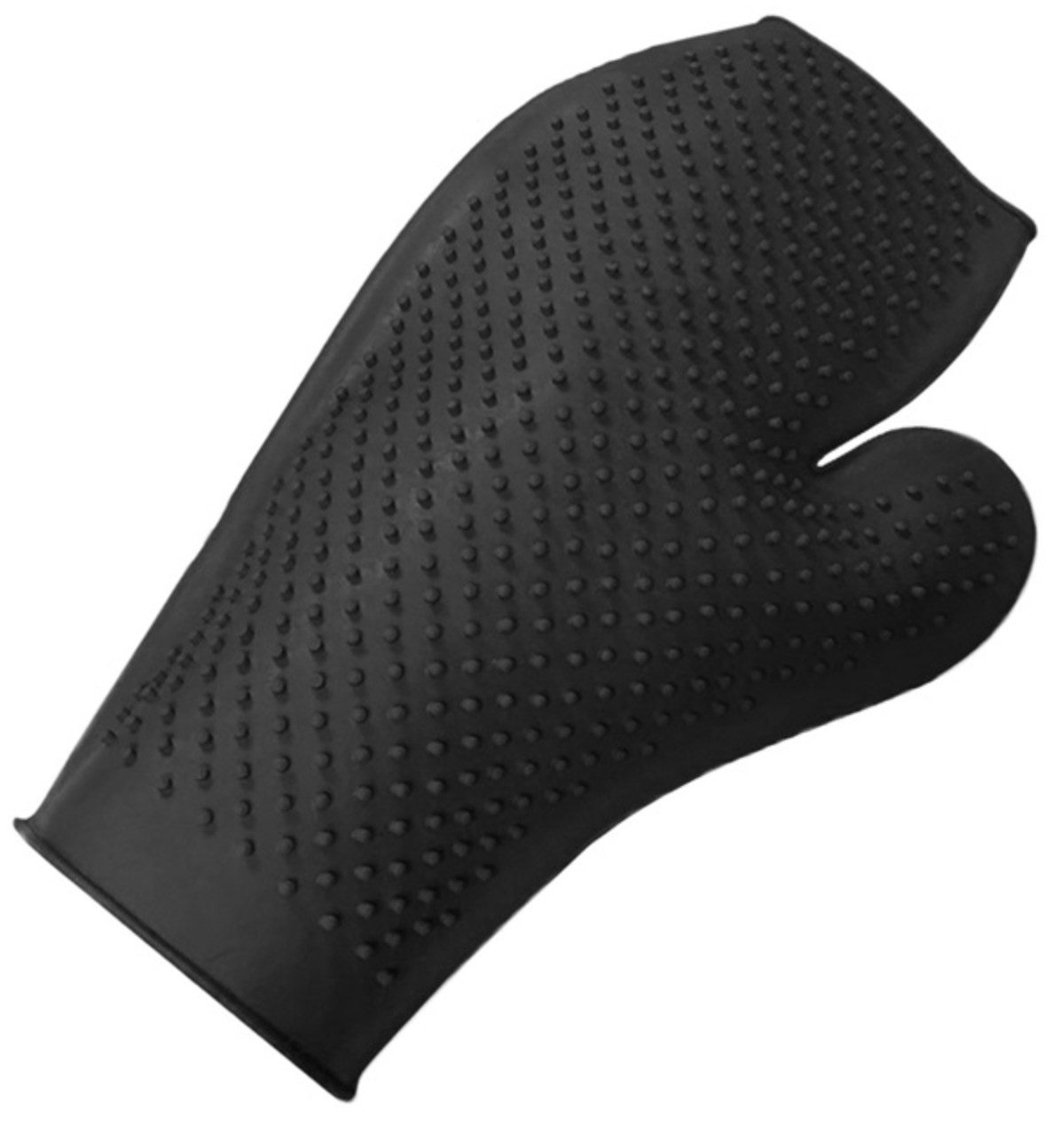 Equi-Essentials Rubber Grooming Mitt