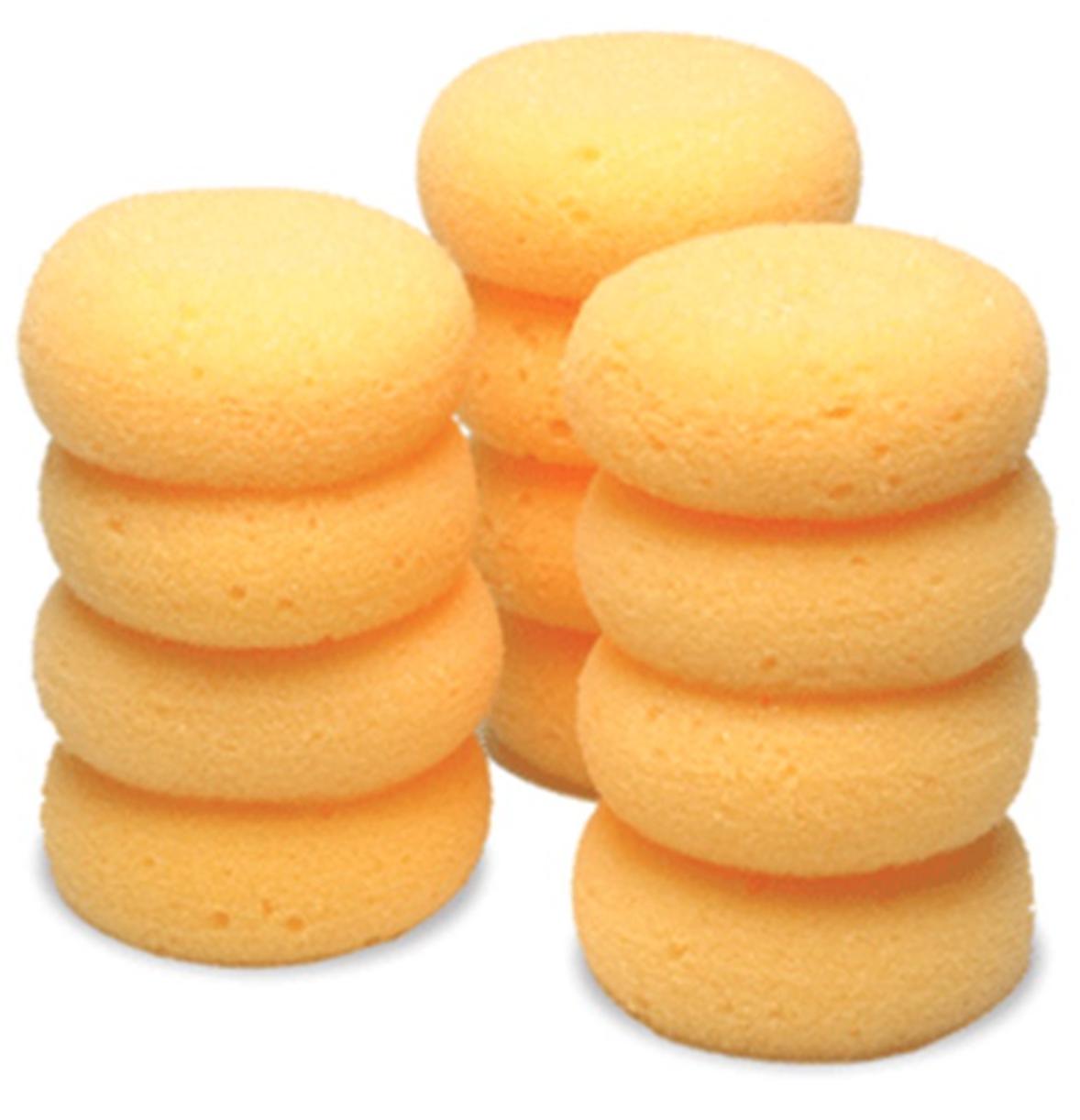 Tack Sponges (12 Pack)