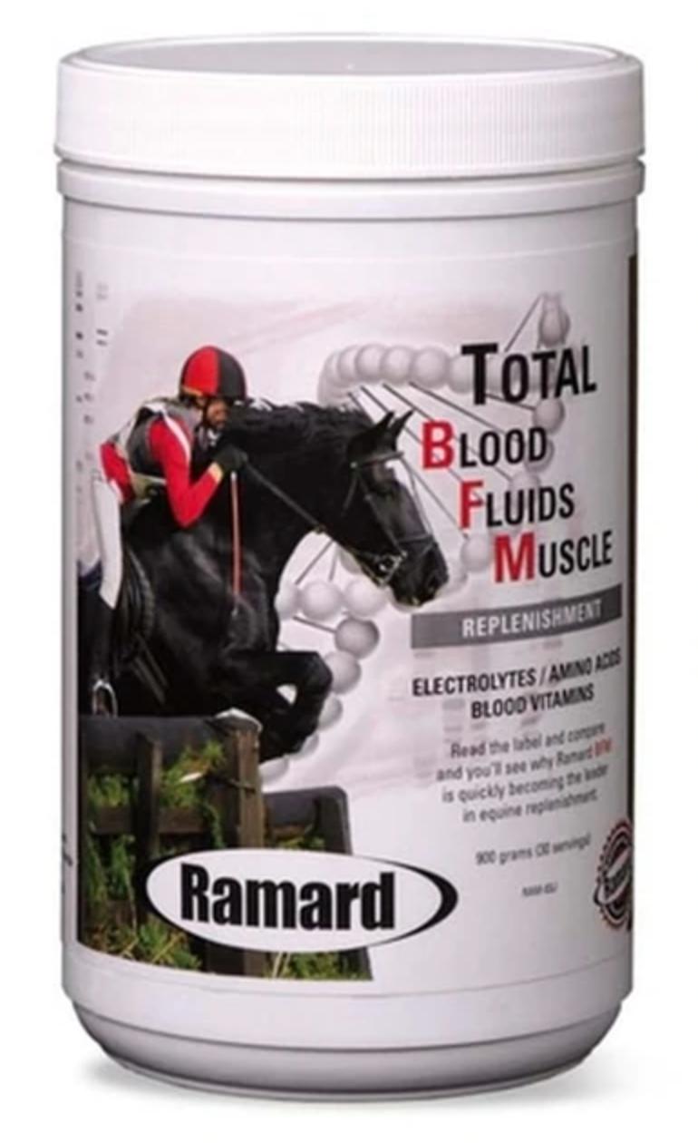 Ramard Total Blood Fluid Muscle