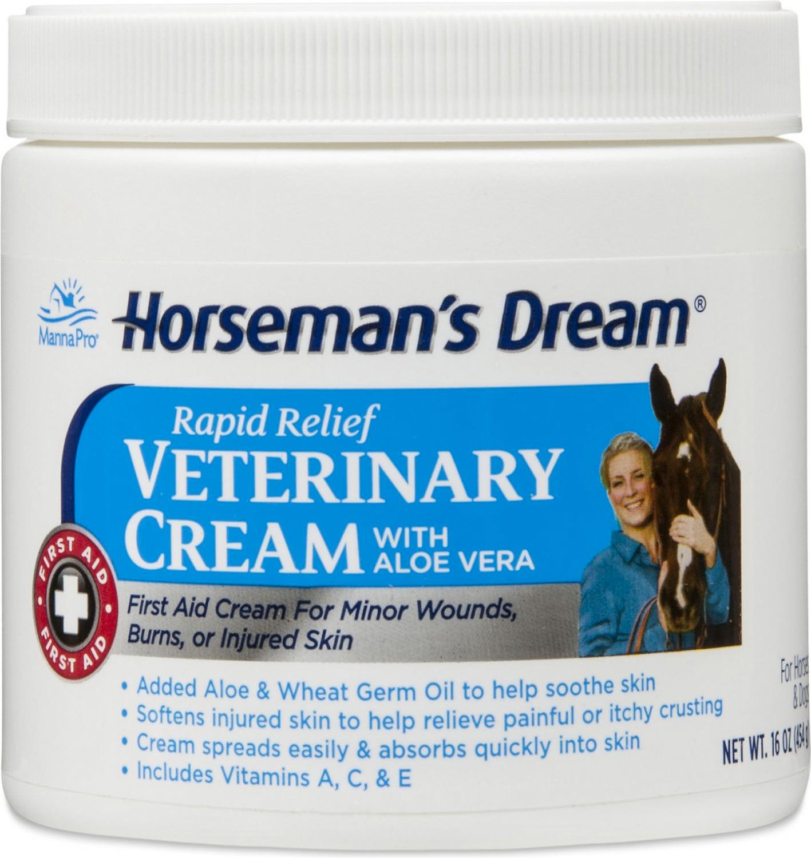 Horseman's Dream Vet Cream 16oz