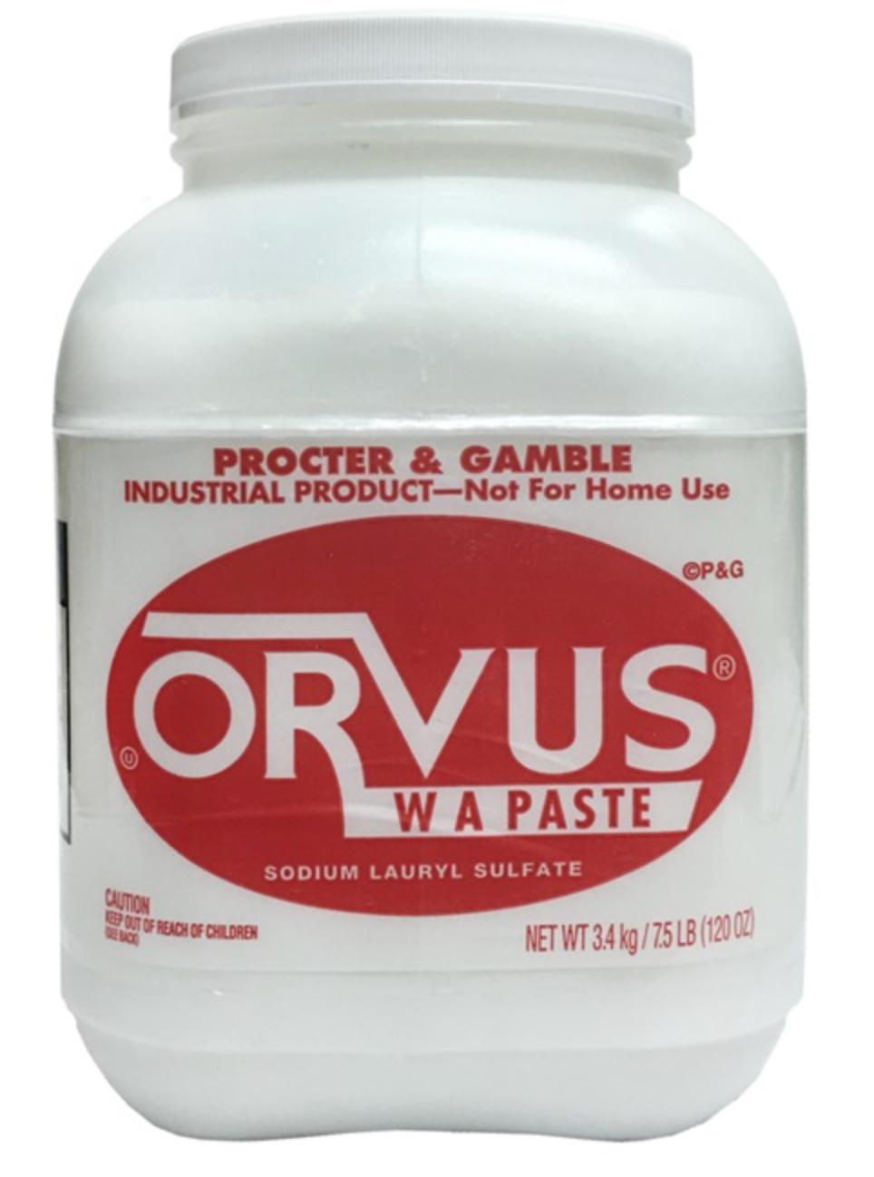 Orvus Paste Soap (7.5 lb)