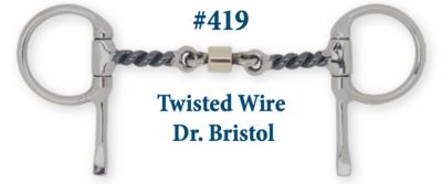 B419 Twisted Wire Dr. Bristol Cylinder