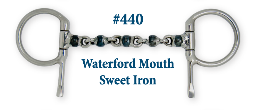 B440 Waterford Mouth Sweet Iron