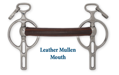 B443 Liverpool Leather Flex Mouth