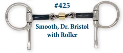 B425 Smooth Dr. Bristol w/ Roller
