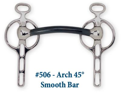 B506 Liverpool Arch 45* Smooth Bar