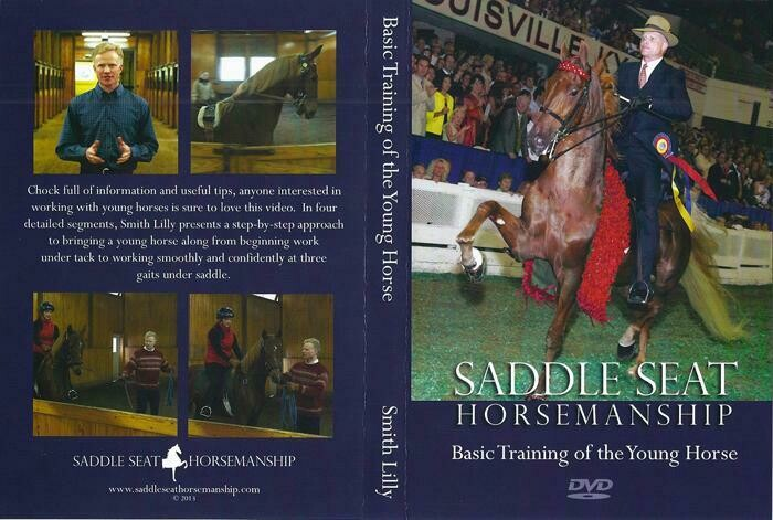 Smith Lilly DVD - Basic Training of the Young Horse