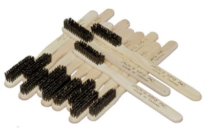 Tack Cleaning Brush