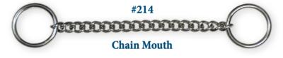 B214 Chain Mouth