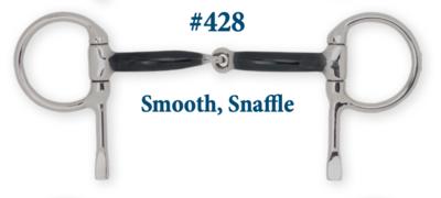 B428 Smooth Snaffle
