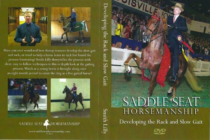 Smith Lilly DVD - Developing the Rack and Slow Gait