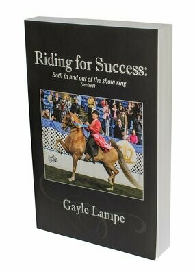 Riding for Success by Gayle Lampe