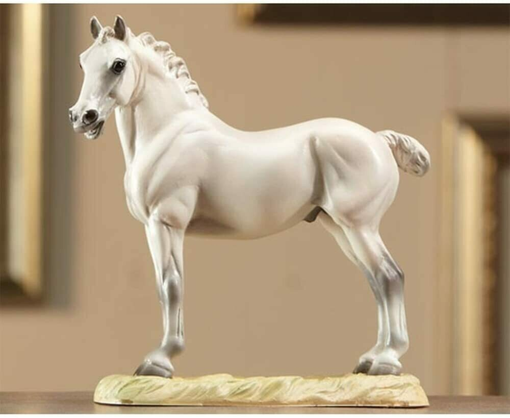 Equine Art: A King's Mount - Da Vinci