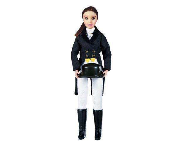 "Megan - Dressage Rider 8"" Figure"