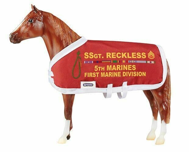 Sergeant Reckless - Limited Edition